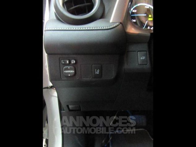 Toyota RAV4 197 Hybride Dynamic Edition AWD CVT BLANC NACRE Occasion - 9