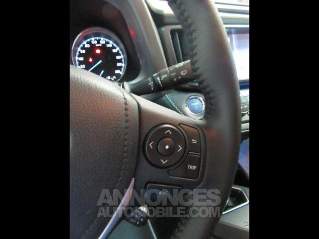 Toyota RAV4 197 Hybride Dynamic Edition AWD CVT BLANC NACRE Occasion - 12