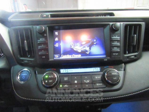 Toyota RAV4 197 Hybride Dynamic Edition AWD CVT BLANC NACRE Occasion - 14