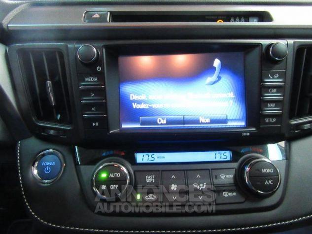 Toyota RAV4 197 Hybride Dynamic Edition AWD CVT BLANC NACRE Occasion - 17
