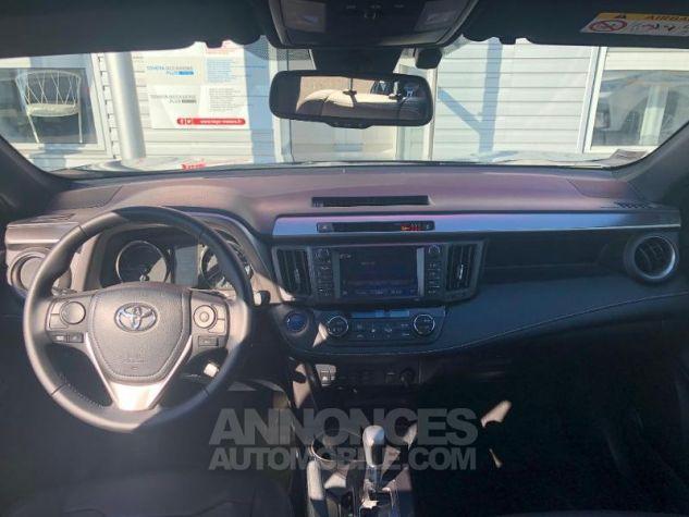 Toyota RAV4 197 Hybride Exclusive 2WD CVT NOIR Occasion - 6