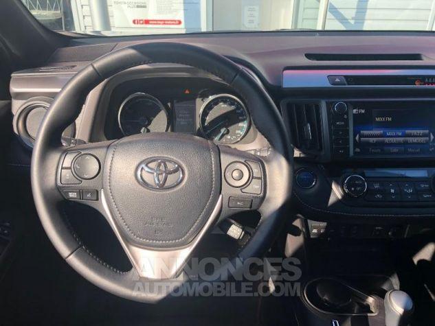 Toyota RAV4 197 Hybride Exclusive 2WD CVT NOIR Occasion - 7