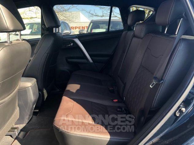 Toyota RAV4 197 Hybride Exclusive 2WD CVT NOIR Occasion - 16