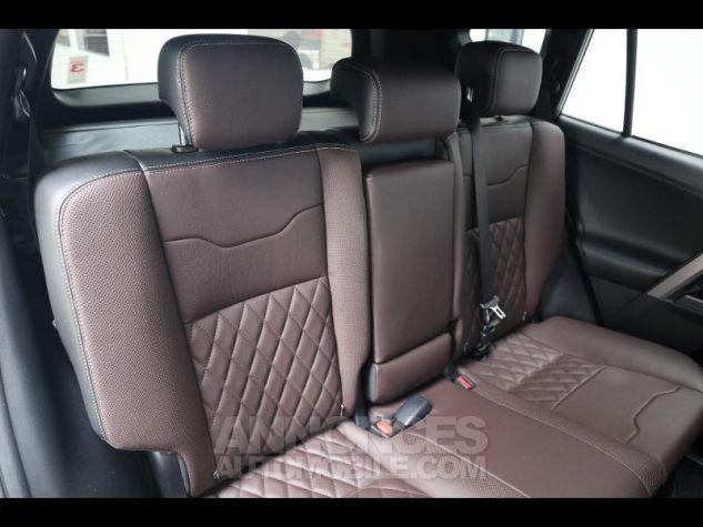 Toyota RAV4 197 Hybride Exclusive 2WD CVT Gris Clair Métal Occasion - 11
