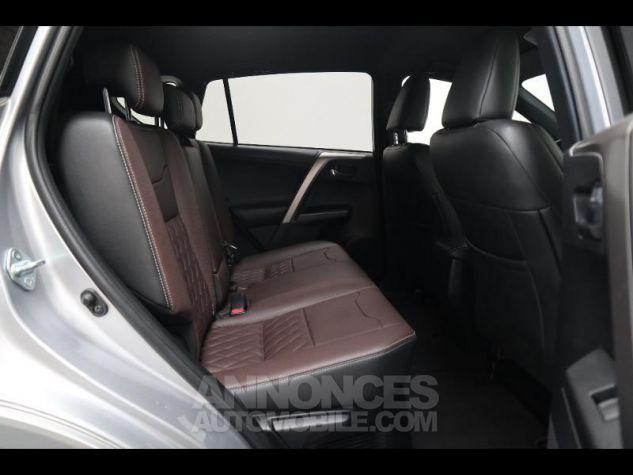 Toyota RAV4 197 Hybride Exclusive 2WD CVT Gris Clair Métal Occasion - 12