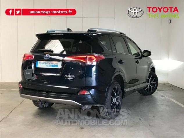 Toyota RAV4 197 Hybride Exclusive 2WD CVT NOIR COBALT Occasion - 1
