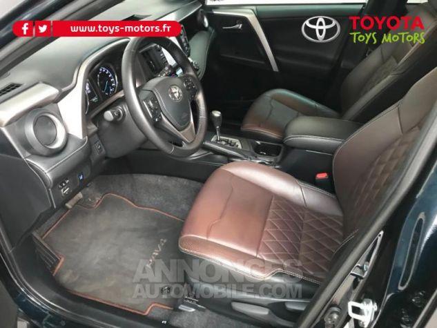 Toyota RAV4 197 Hybride Exclusive 2WD CVT NOIR COBALT Occasion - 5