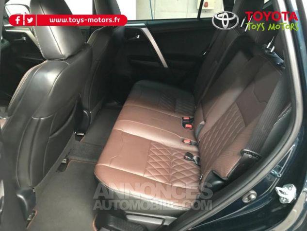 Toyota RAV4 197 Hybride Exclusive 2WD CVT NOIR COBALT Occasion - 6