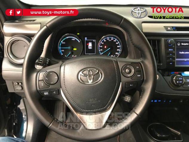Toyota RAV4 197 Hybride Exclusive 2WD CVT NOIR COBALT Occasion - 10