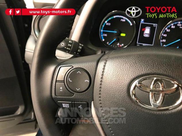 Toyota RAV4 197 Hybride Exclusive 2WD CVT NOIR COBALT Occasion - 11