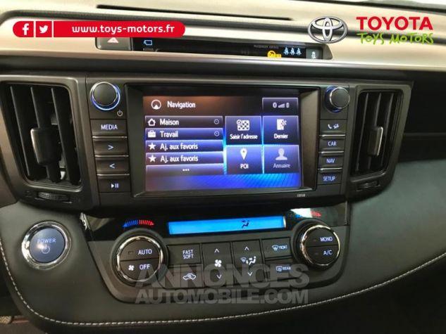 Toyota RAV4 197 Hybride Exclusive 2WD CVT NOIR COBALT Occasion - 13
