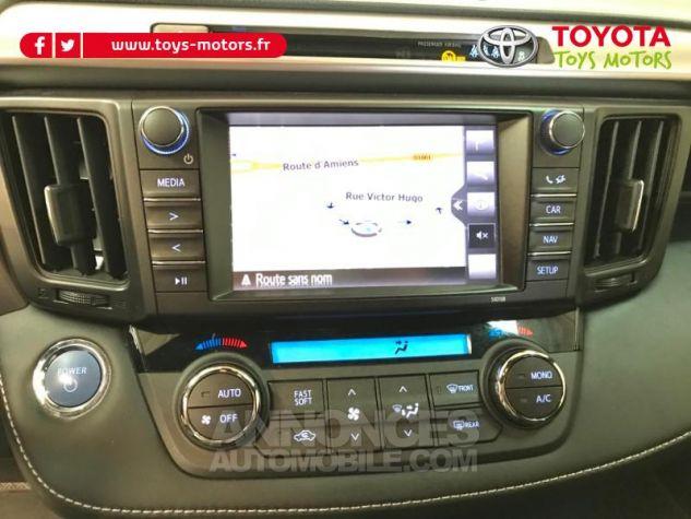 Toyota RAV4 197 Hybride Exclusive 2WD CVT NOIR COBALT Occasion - 14