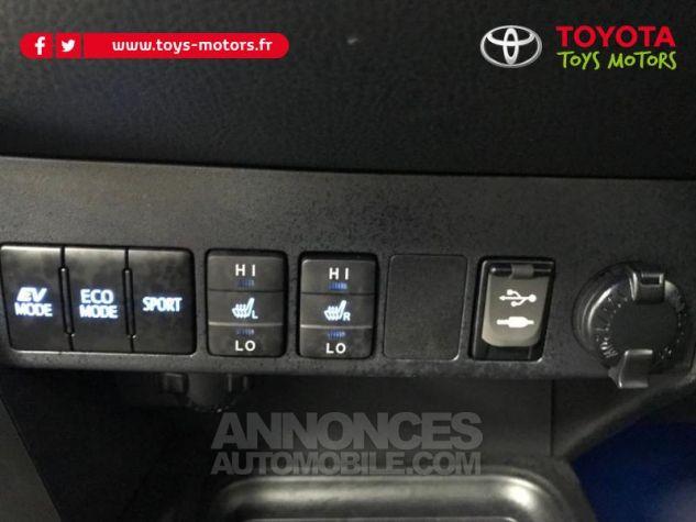 Toyota RAV4 197 Hybride Exclusive 2WD CVT NOIR COBALT Occasion - 18