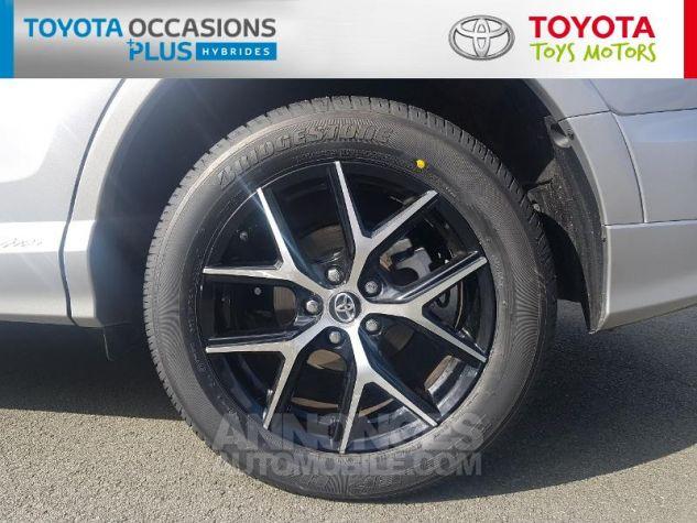 Toyota RAV4 197 Hybride Exclusive 2WD CVT Gris Occasion - 3