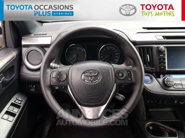 Toyota RAV4 197 Hybride Exclusive 2WD CVT Gris Occasion - 5
