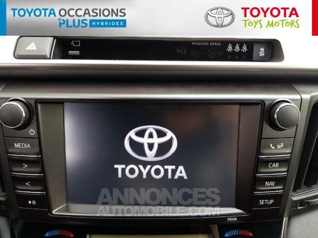 Toyota RAV4 197 Hybride Exclusive 2WD CVT Gris Occasion - 6
