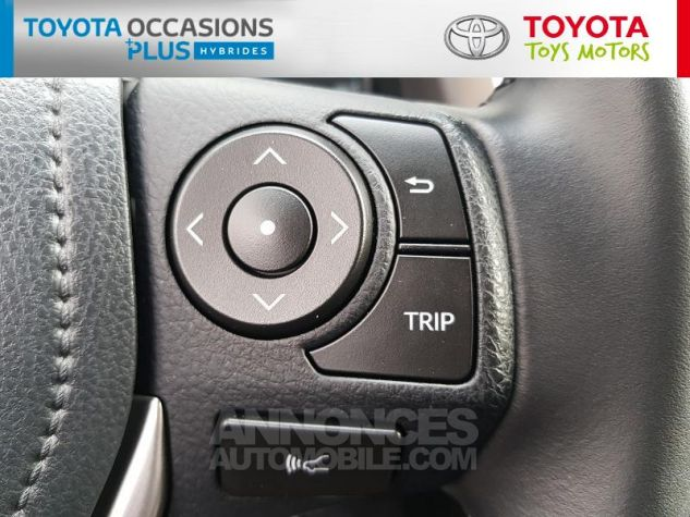 Toyota RAV4 197 Hybride Exclusive 2WD CVT Gris Occasion - 9