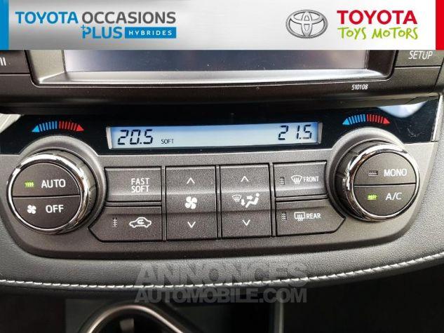 Toyota RAV4 197 Hybride Exclusive 2WD CVT Gris Occasion - 10