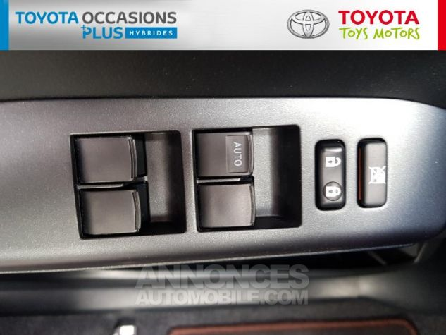 Toyota RAV4 197 Hybride Exclusive 2WD CVT Gris Occasion - 11