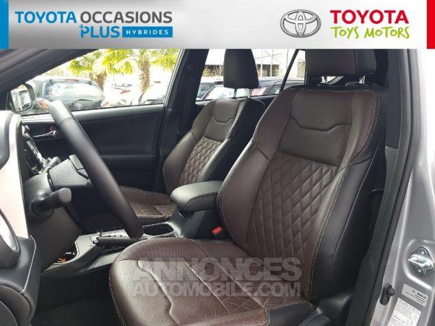 Toyota RAV4 197 Hybride Exclusive 2WD CVT Gris Occasion - 12