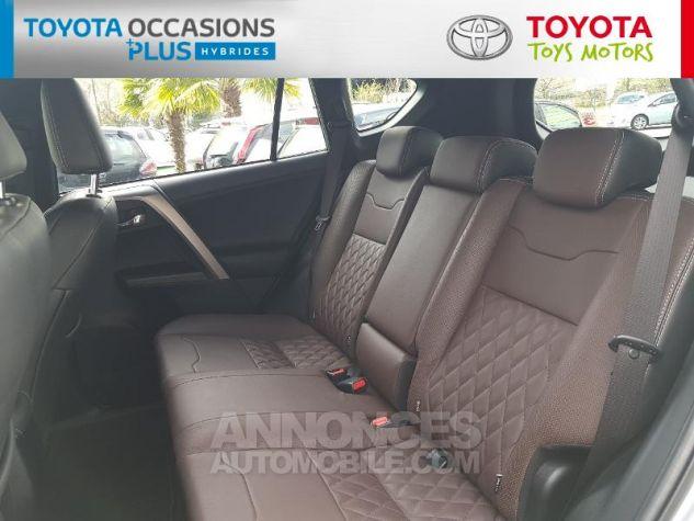 Toyota RAV4 197 Hybride Exclusive 2WD CVT Gris Occasion - 13