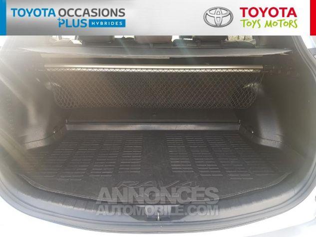 Toyota RAV4 197 Hybride Exclusive 2WD CVT Gris Occasion - 14
