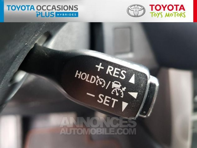 Toyota RAV4 197 Hybride Exclusive 2WD CVT Gris Occasion - 15