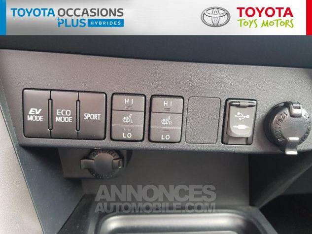 Toyota RAV4 197 Hybride Exclusive 2WD CVT Gris Occasion - 19