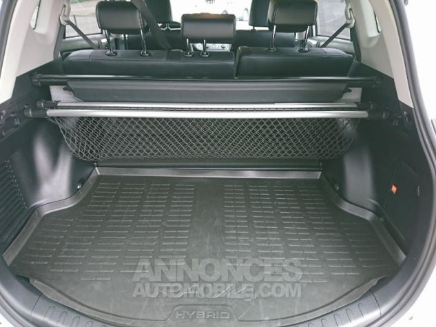Toyota RAV4 197 Hybride Lounge 2WD CVT Blanc Occasion - 5