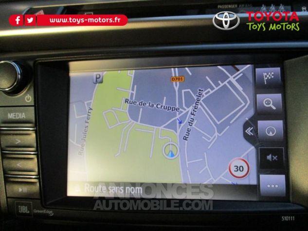 Toyota RAV4 197 Hybride Lounge 2WD CVT RC18 BLANC NACRE Occasion - 7