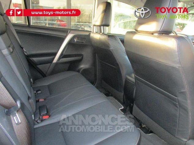 Toyota RAV4 197 Hybride Lounge 2WD CVT RC18 BLANC NACRE Occasion - 10