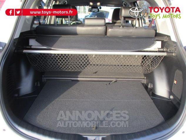 Toyota RAV4 197 Hybride Lounge 2WD CVT RC18 BLANC NACRE Occasion - 11