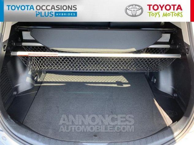 Toyota RAV4 197 Hybride Silver Edition 2WD CVT Gris Acier Metal Occasion - 5