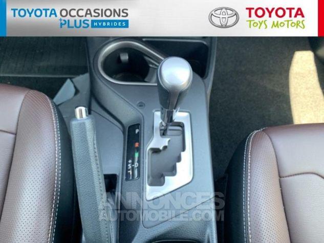 Toyota RAV4 197 Hybride Silver Edition 2WD CVT Gris Acier Metal Occasion - 8