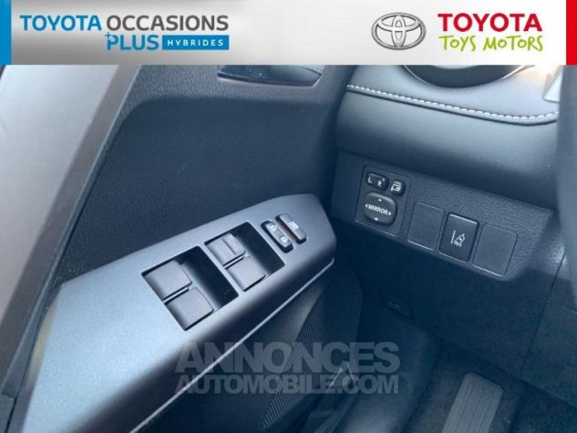 Toyota RAV4 197 Hybride Silver Edition 2WD CVT Gris Acier Metal Occasion - 10