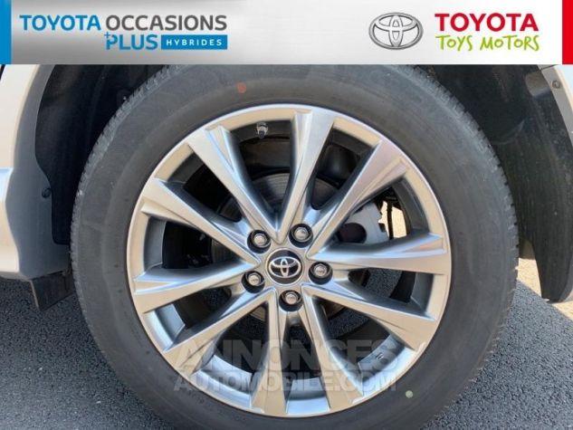 Toyota RAV4 197 Hybride Silver Edition 2WD CVT Gris Acier Metal Occasion - 12