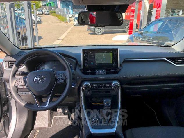 Toyota RAV4 HYBRID BREAK 5P 222CH AWD I DYNAMIC PACK DEMO DESIGN 1D6 GRIS ACIER Occasion - 7