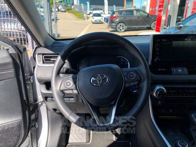 Toyota RAV4 HYBRID BREAK 5P 222CH AWD I DYNAMIC PACK DEMO DESIGN 1D6 GRIS ACIER Occasion - 8
