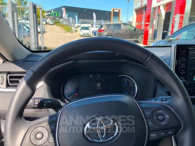 Toyota RAV4 HYBRID BREAK 5P 222CH AWD I DYNAMIC PACK DEMO DESIGN 1D6 GRIS ACIER Occasion - 10