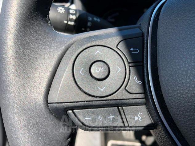 Toyota RAV4 HYBRID BREAK 5P 222CH AWD I DYNAMIC PACK DEMO DESIGN 1D6 GRIS ACIER Occasion - 11