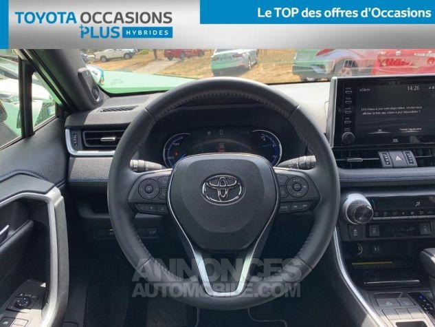 Toyota RAV4 Hybride 218ch Collection 2WD BI TON BLANC NACRE NOIR ATTITU Occasion - 5