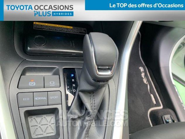 Toyota RAV4 Hybride 218ch Collection 2WD BI TON BLANC NACRE NOIR ATTITU Occasion - 8