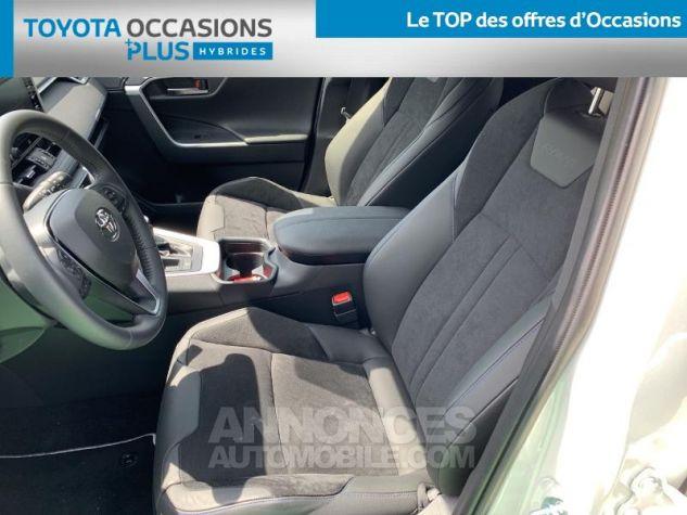 Toyota RAV4 Hybride 218ch Collection 2WD BI TON BLANC NACRE NOIR ATTITU Occasion - 12