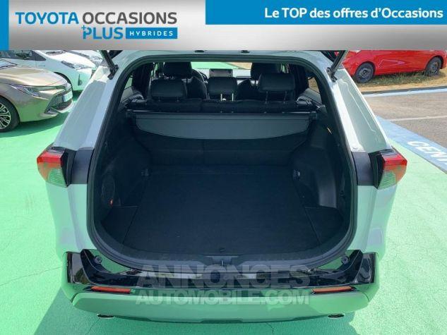 Toyota RAV4 Hybride 218ch Collection 2WD BI TON BLANC NACRE NOIR ATTITU Occasion - 14