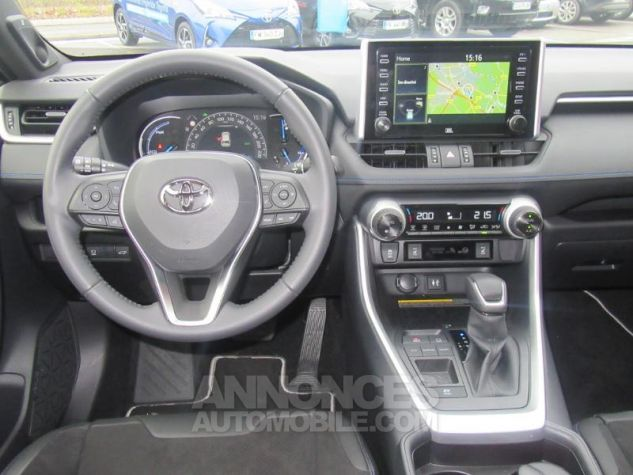Toyota RAV4 Hybride 218ch Collection 2WD Bi Ton Gris Acier Noir Attitud Occasion - 4