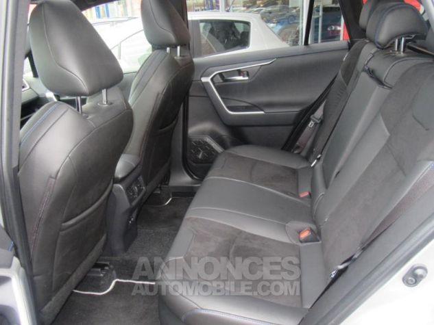 Toyota RAV4 Hybride 218ch Collection 2WD Bi Ton Gris Acier Noir Attitud Occasion - 5