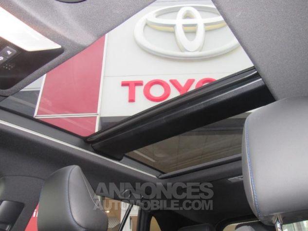 Toyota RAV4 Hybride 218ch Collection 2WD Bi Ton Gris Acier Noir Attitud Occasion - 6