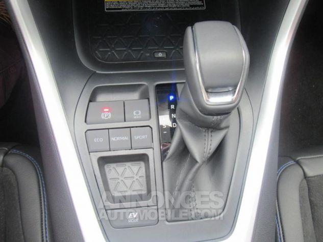 Toyota RAV4 Hybride 218ch Collection 2WD Bi Ton Gris Acier Noir Attitud Occasion - 11