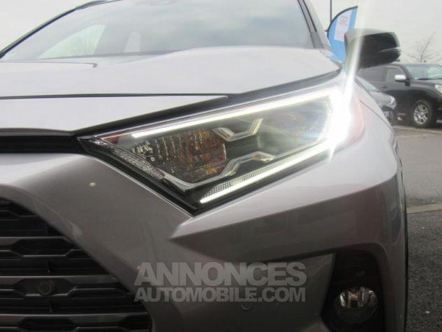 Toyota RAV4 Hybride 218ch Collection 2WD Bi Ton Gris Acier Noir Attitud Occasion - 18