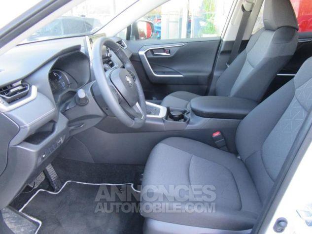 Toyota RAV4 Hybride 218ch Dynamic 2WD BLANC NACRE Occasion - 2